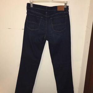 Lucky Brand Jeans Sweet Straight Leg